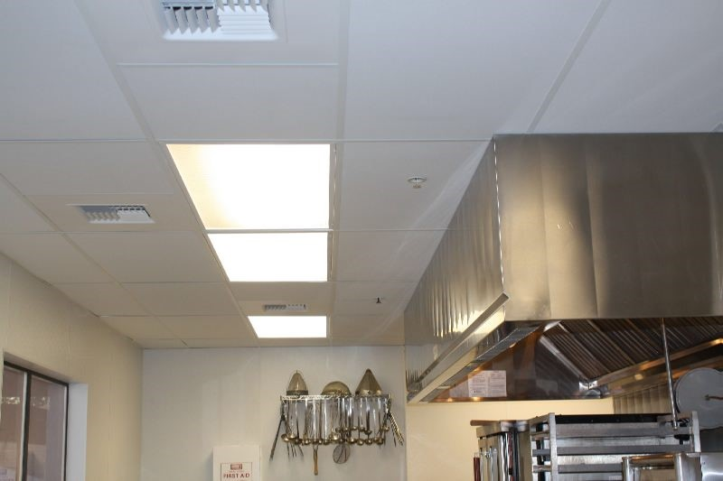 Commercial Kitchen Fire - After