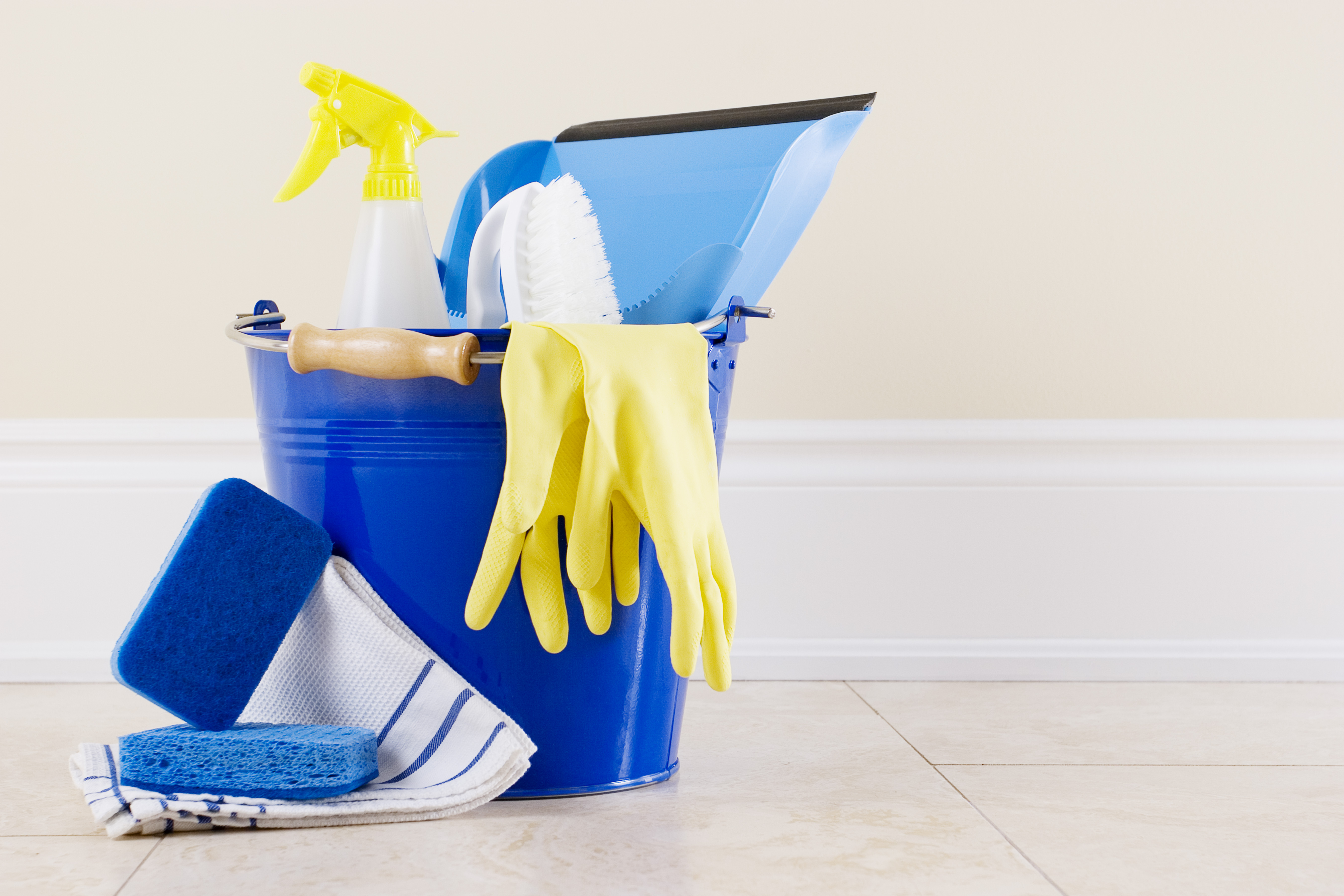 How to Deep Clean Your Home Year-Round