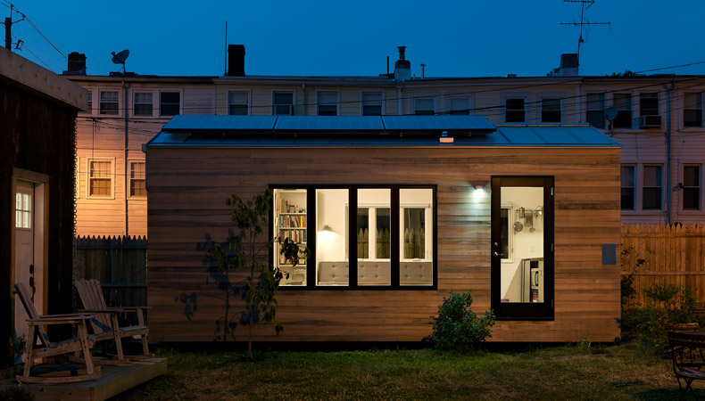 Get Space-Saving Ideas From This Clever Tiny House